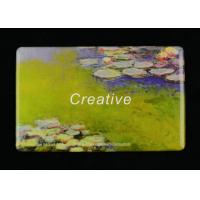 Buy cheap Eco - Friendly Printed Epoxy Dome 3D Fridge Magnets For Premium Gift product