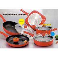 China forged cookware set on sale