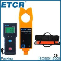 High Current Clamp : Wireless high voltage current clamp meter etcr b