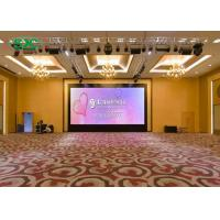 Buy cheap Rental Indoor Full Color LED Display Video Wall Screen P4 Die Casting Aluminum from wholesalers