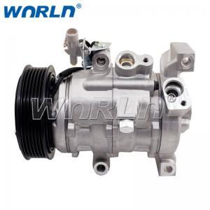 Buy cheap Toyota Vios 10SRE11C 6PK 123MM Car AC Pump product