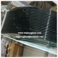 High Quality Clear Table Top Tempred/Toughened Glass with Perfect Edge