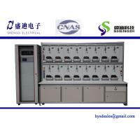 Buy cheap 12 POSITION 3-PHASE & 1-PHASE Multifuntion Test bench,0~120A current range,Close-link Meter test from wholesalers