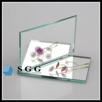 China 3mm 4mm 5mm 6mm double coated silver mirror aluminum mirror environmental protection mirro on sale