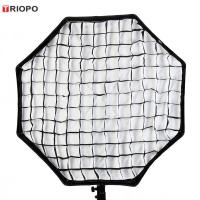 Buy cheap TRIOPO Photogrphic Studio Soft Box Honeycomb Grid octagon Softbox light box grid with black product