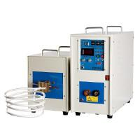 Buy cheap Electromagnetic 40KW High Frequency Induction Heating Equipment / Annealing induction heaters product