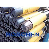 Buy cheap 3 Inch REMET Thread Reverse Circulation RC Rods Of 3m Length For Sandvik RE531 Hammer product