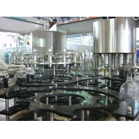 Buy cheap SS316 Bottled Water Filling Machine product