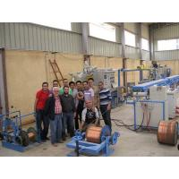 Quality Micro Size Coaxial Teflon Cable Making Machine / FEP PFA ETFE Wire Extruder for sale
