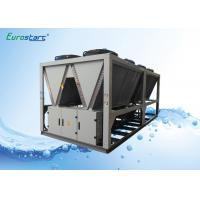 Buy cheap Classical R134A Gas Air Cooled Screw Chiller Commercial ISO9001 Certificates product