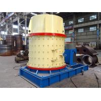 Vertical Compound Crusher Limestone Sand Making For Medium Hardness Soft Materials