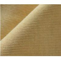 Buy cheap 100% Polyester solid Spun rib fabric for underwear product