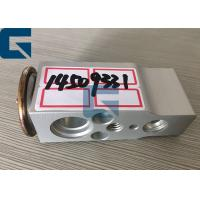 Buy cheap Iron Material A C Expansion Valve , Air Conditioner Valve Repair For EC210 EC240 14509331 product