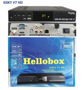 Buy cheap DIGITAL受信機GSKY V6/V7の腕時計58W POWERVUチャネルはメキシコのターナーを好みます product