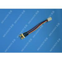 Buy cheap 3-Pin Female to 2 x 3-Pin Male Computer Case Fan Y-Splitter Power Connector from wholesalers