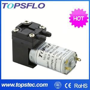 Buy cheap TOPSFLO dc mini air pump,vacuum/pressure pump,safety,similar to KNF,THOMAS.TM16 product