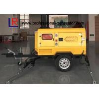 Buy cheap Brushless AC Synchronous Mobile Power Generator Portable Lighting Tower and Spare Parts from wholesalers