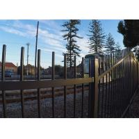 Buy cheap Australia Garrison Fencing Steel Tubular Tube 40mm wall Thick 1.6mm Rails Upright 25mm x 25mm x 1.2mm from wholesalers