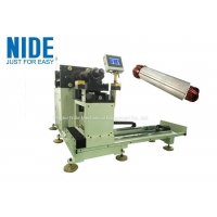 Buy cheap Deep water pump motor stator coil and wedge winding inserter product