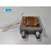 Buy cheap Aluminium Fin Thermo Electric 8A 24VDC Peltier Plate Cooler product