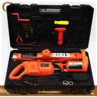 Buy cheap 3 TON Capacity Electric Car Jack With Electric Wrench one Set Box product