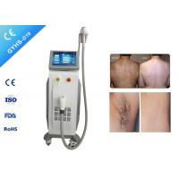 Buy cheap 1-15hz Diode Laser Hair Removal Machine 12*12mm Spot Size For Clinic product