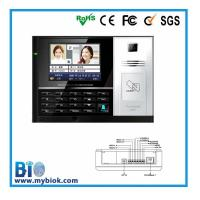 Buy cheap Biometric time recording with ID standard Bio-S900 product
