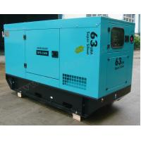China Victory - Xichai Super Silent Diesel Generators 50KW CE / CIQ Certificated on sale