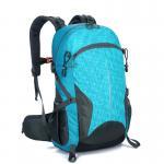 Buy cheap Desgaste - nilón que acampa 40L los 34*57*22cm de la mochila al aire libre resistente del viaje product