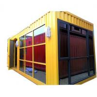 Buy cheap Flat Folding Expanding Custom Container House Australian Standard  Fast Construction product