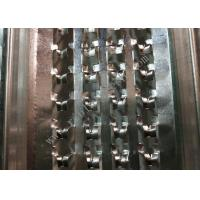 Buy cheap 0.18-0.57mm Thickness Galvanized High Ribbed Formwork For Building from wholesalers