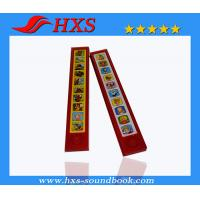 Buy cheap Bar Typed Music Board Book Story Book With Sound product