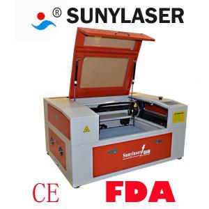 Buy cheap Gravador do laser do CO2 de Sunylaser para a máquina de gravura de borracha do laser para a borracha product