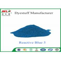 Eco Friendly Textile Dyeing Of Cotton With Reactive Dyes C I Reactive Blue 5