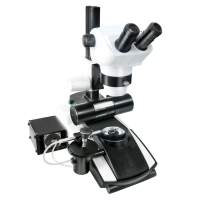 Buy cheap Diamond Microscope used to observe the shape, color, inclusions and fluorescent characteristics of diamonds D-Scope product