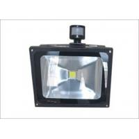 Buy cheap 30W Infrared Sensor PIR LED Flood Lights  Induction Angle 140°  Good Heatsink CE ROHS Hotel from wholesalers