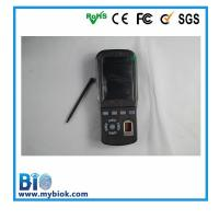 Buy cheap Touch Screen Mobile Fingerprint Reader Attendance with GPRS Bio-PH03 product