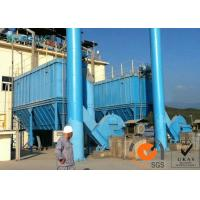 Buy cheap Cement Mill Pulse Jet Dust Collection Industrial Bag Filter Low Pressure product