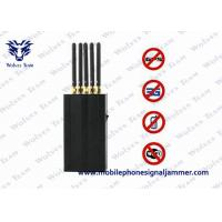 5 Antenna Portable Cell Phone WIFi GPS L1 Mobile Phone Signal Jammer