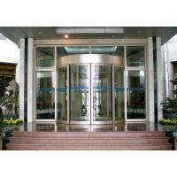 Buy cheap Mansion Double wing automated commercial automatic sliding glass doors product