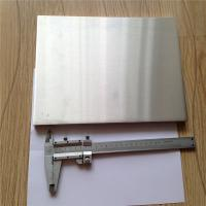 CNCの彫版のための裸のマグネシウムの版AZ31B ZK60 WE43 AZ61 AZ91 MnE21