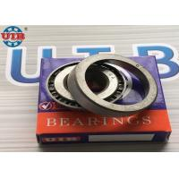 Buy cheap High Speed 52100 Chrome Steel Roller Bearing , Single Row Motorcycle Wheel Bearings product