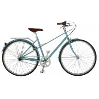 China Street / Beach 700C 3 Speed Internal Hub Bicycle Women City Bike With Wide Tires wholesale