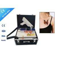 Buy cheap 1064nm 532nm Nd Yag Laser Tattoo Removal Machine 800W Freckle Birth Mark Removal product