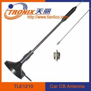 China cb radio car antenna/ 27mhz radio cb antenna/ magnetic mount cb car antenna TLE1210 on sale