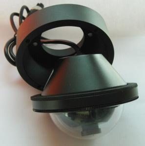 IP67 Metal-encajonados impermeabilizan el tvl montado vehículo micro de las cámaras 700 de la bóveda