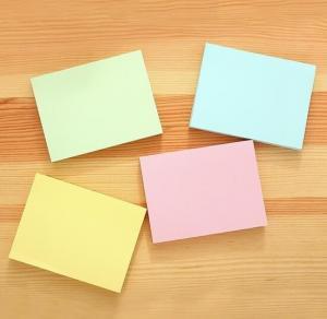 custom sticky note pad for promotion sticky notes