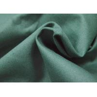 Green Color 100 Cotton Canvas For Garment Waterproof Fire Retardant