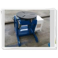 Buy cheap Pipe Automatic Rotary Welding Positioners Manual Tilt 300kg Weldment product