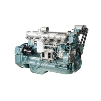 Buy cheap Electric Start 230HP 6 Cylinders Yuchai Diesel Engine For Truck product